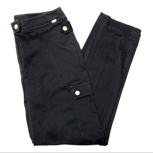 St. John Pants - St. John Sport Black Cargo Pants